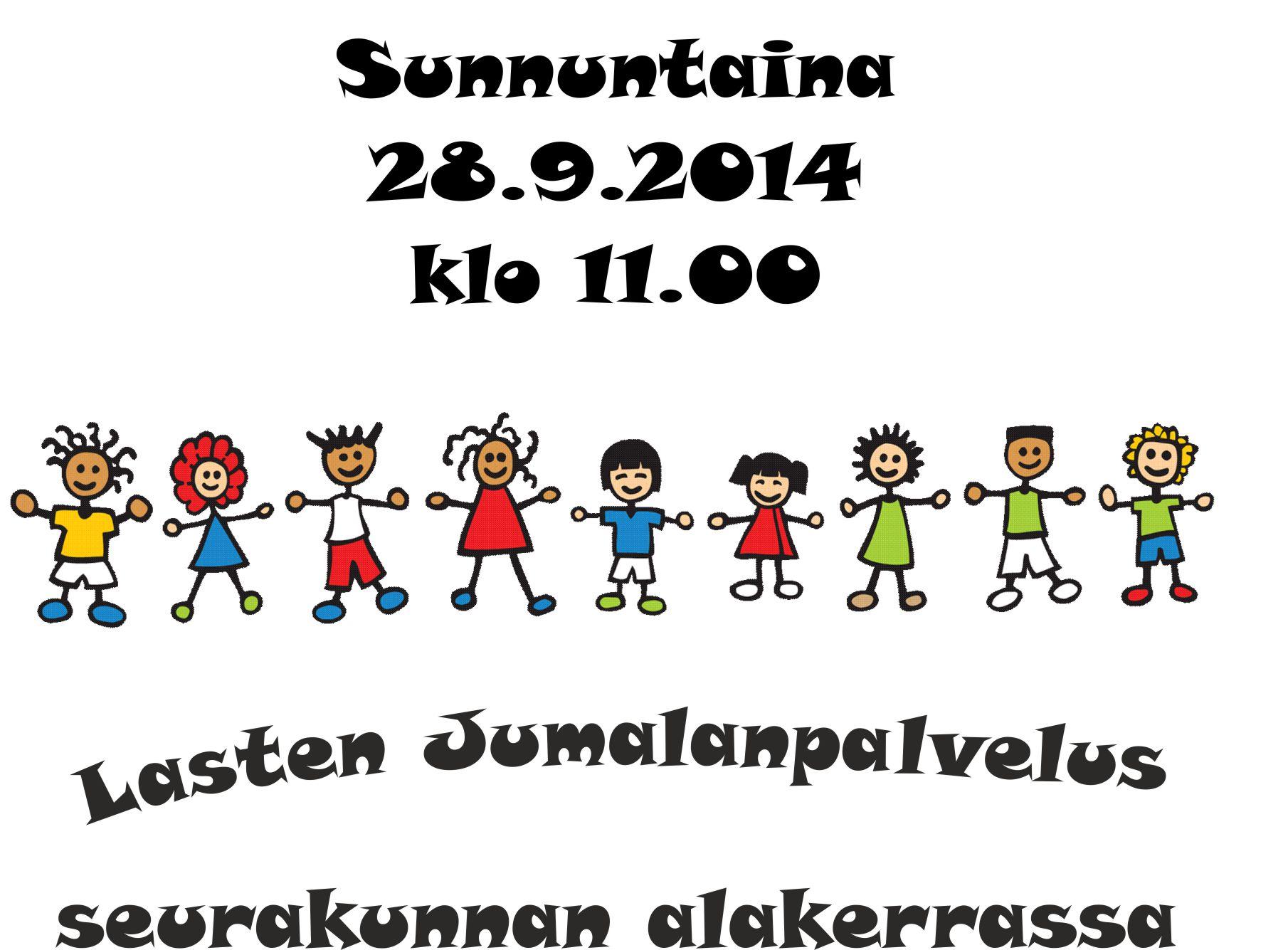 LastenJumalanpalvelus20140928