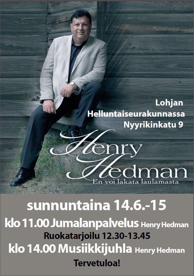HenryHedman2015