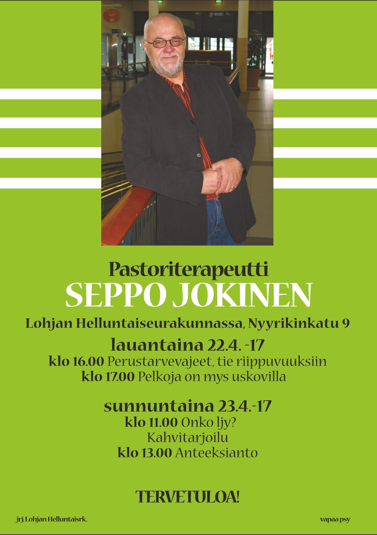 Seppo Jokinen